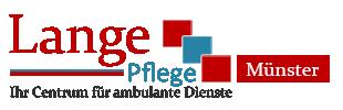 Lange Pflege Münster Logo